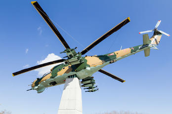 574 - Hungary - Air Force Mil Mi-24D