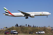 A6-ECY - Emirates Airlines Boeing 777-300ER aircraft
