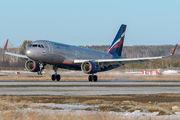VP-BTJ - Aeroflot Airbus A320 aircraft
