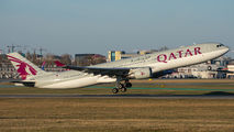 A7-AEF - Qatar Airways Airbus A330-300 aircraft