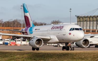 D-ABGQ - LGW Airbus A319