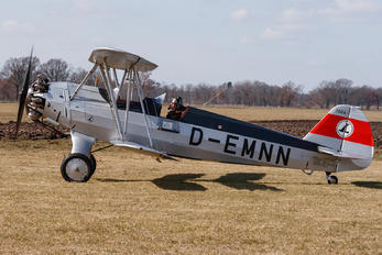 D-EMNN - Private Focke-Wulf Fw.44J Stieglitz