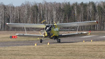 SP-RWE - Private Antonov An-2 aircraft
