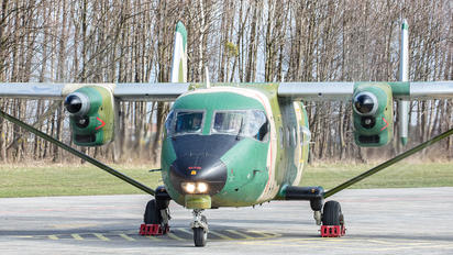 0209 - Poland - Air Force PZL M-28 Bryza