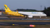 JA10VA - Vanilla Air Airbus A320 aircraft