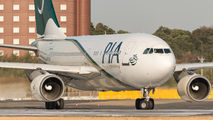 AP-BGO - PIA - Pakistan International Airlines Airbus A310 aircraft