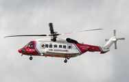G-MCGC - UK - Coastguard Sikorsky S-92 aircraft
