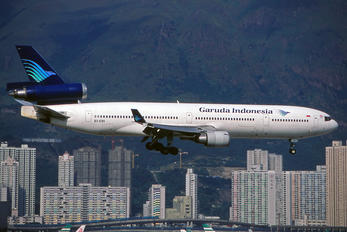 EI-CDI - Garuda Indonesia McDonnell Douglas MD-11