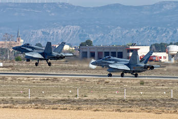 C.15-16 - Spain - Air Force McDonnell Douglas EF-18A Hornet
