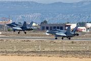 C.15-16 - Spain - Air Force McDonnell Douglas EF-18A Hornet aircraft