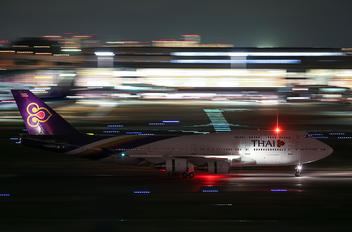 TG-TGF - Thai Airways Boeing 737-400