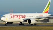 ET-ANP - Ethiopian Airlines Boeing 777-200LR aircraft