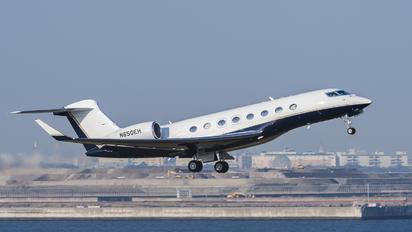 N650EH - Wilmington Trust Company Gulfstream Aerospace G650, G650ER