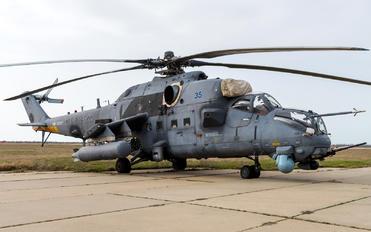 RF-13007 - Russia - Air Force Mil Mi-35