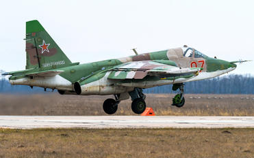 07 - Russia - Air Force Sukhoi Su-25