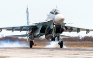 RF-95823 - Russia - Air Force Sukhoi Su-30SM aircraft