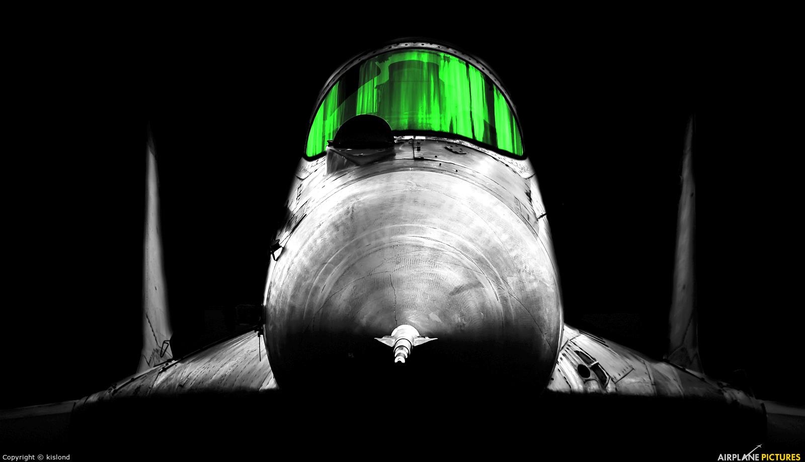 Russia - Air Force 51 aircraft at Monino