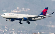 N859NW - Delta Air Lines Airbus A330-200 aircraft