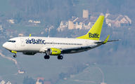 YL-BBJ - Air Baltic Boeing 737-300 aircraft