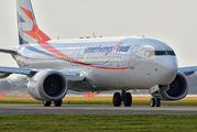 OK-SWB - SmartWings Boeing 737-8 MAX aircraft