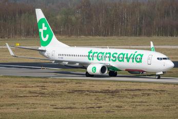 PH-HXE - Transavia Boeing 737-800