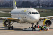 EC-JFF - Vueling Airlines Airbus A320 aircraft