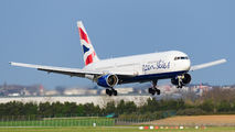 F-HILU - British Airways - Open Skies Boeing 767-300ER aircraft