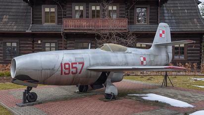 1957 - Poland - Air Force Yakovlev Yak-23