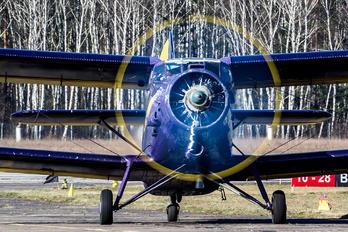 SP-AOR - Aeroklub Ziemi Lubuskiej Antonov An-2