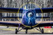 SP-AOR - Aeroklub Ziemi Lubuskiej Antonov An-2 aircraft
