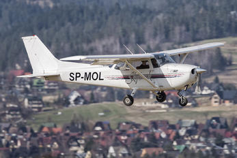 SP-MOL - Private Cessna 172 Skyhawk (all models except RG)