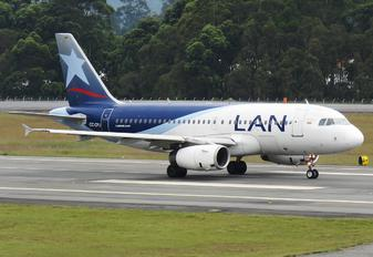 CC-CPJ - LAN Airlines Airbus A319