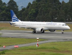 HP-1558-CMP - Copa Airlines Colombia Embraer ERJ-190 (190-100)