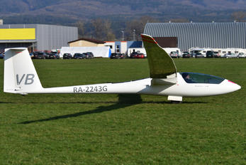 RA-2243G - Private Schempp-Hirth Nimbus