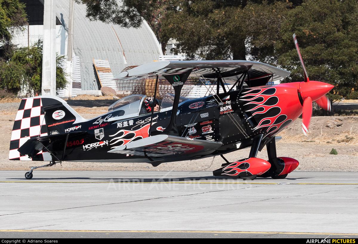 Skip Stewart Airshows N540S aircraft at Santiago de Chile - Arturo Merino Benítez Intl