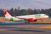 XA-VIB - VivaAerobus Airbus A320 NEO aircraft