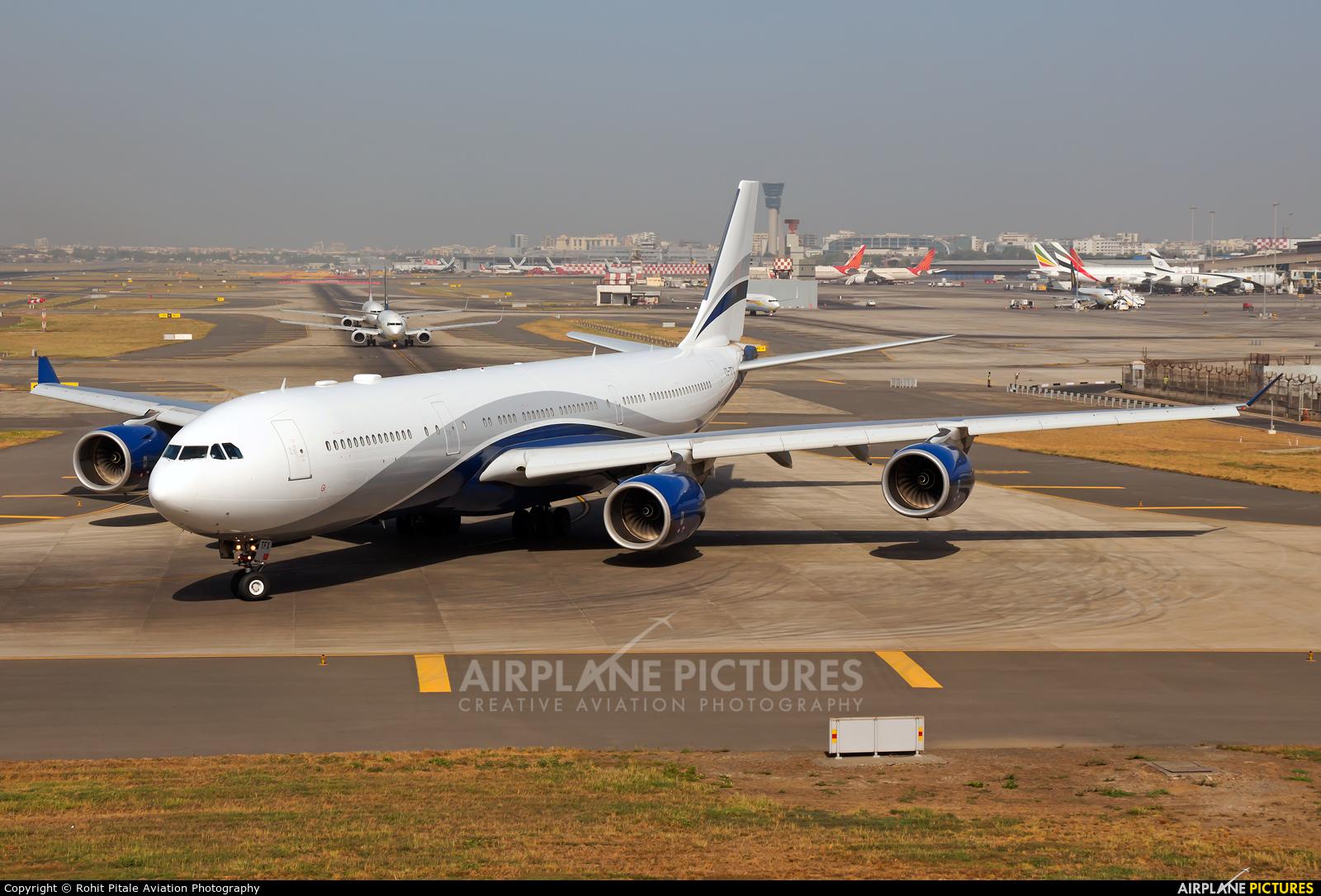 Hi Fly CS-TFX aircraft at Mumbai - Chhatrapati Shivaji Intl