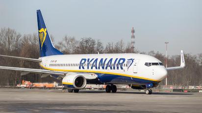 EI-DAI - Ryanair Boeing 737-800