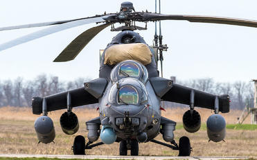 RF-13008 - Russia - Air Force Mil Mi-35