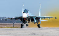 RF-93654 - Russia - Air Force Sukhoi Su-30SM aircraft