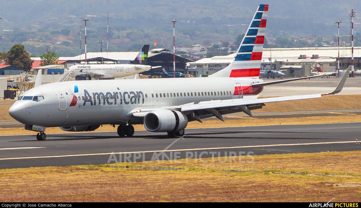 American Airlines N918AN aircraft at San Jose - Juan Santamaría Intl