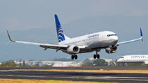 HP-1855CMP - Copa Airlines Boeing 737-800 aircraft