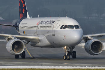 OO-SSB - Brussels Airlines Airbus A319