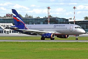 - - Aeroflot Sukhoi Superjet 100