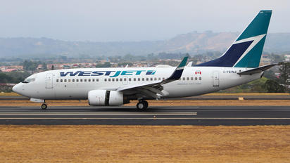 C-FEWJ - WestJet Airlines Boeing 737-700