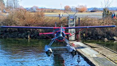 C-FXUN - Private de Havilland Canada DHC-2 Beaver