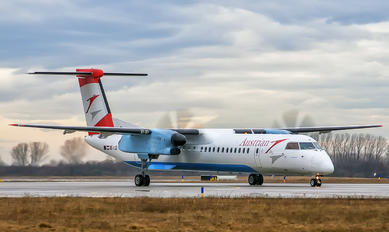 OE-LGI - Austrian Airlines/Arrows/Tyrolean de Havilland Canada DHC-8-402Q Dash 8