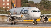 B-50016 - Tigerair Taiwan Airbus A320 aircraft