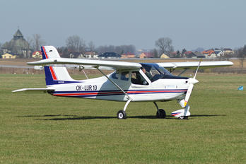 OK-LUR10 - Private Tecnam P92 Echo, JS & Super