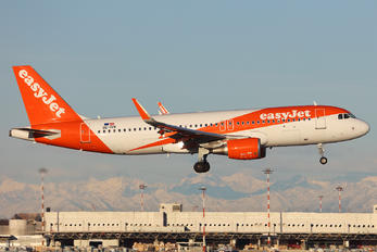 OE-IVM - easyJet Europe Airbus A319